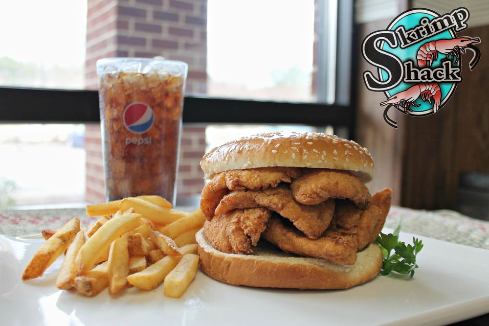 Skrimp Shack: 736 Warrenton Rd, Fredericksburg, VA