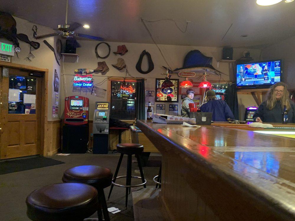 Silver Dollar Saloon: 101 S Main St, Bellevue, ID