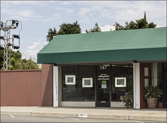 Henry Paine Camera Repair: 147 E Alpine Ave, Stockton, CA