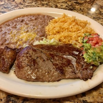 Photo Of El Charro Mexicano Restaurant Aiea Hi United States Steak Plate