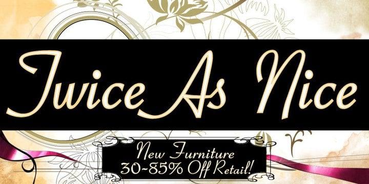 The Twice As Nice Store Closed Furniture Shops 1344 E Sunshine Springfield Mo United