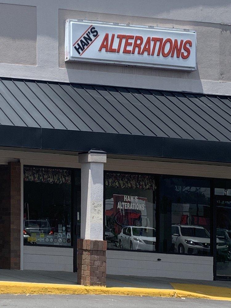 Han's Alterations: 7467 Saint Andrews Rd, Irmo, SC