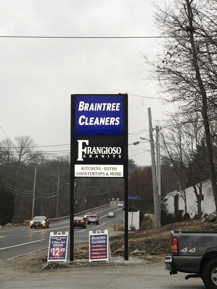 Braintree Cleaners: 95 Grove St, Braintree, MA