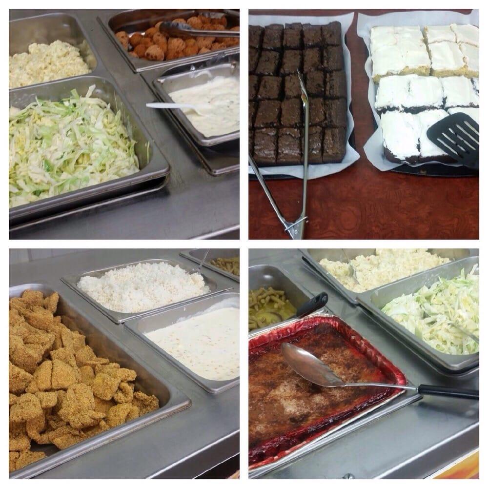 Davis' BBQ & Cafe: 2901 Nichols Ave, Bay City, TX