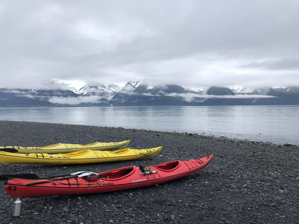 Sunny Cove Sea Kayaking: Box 3332, Seward, AK