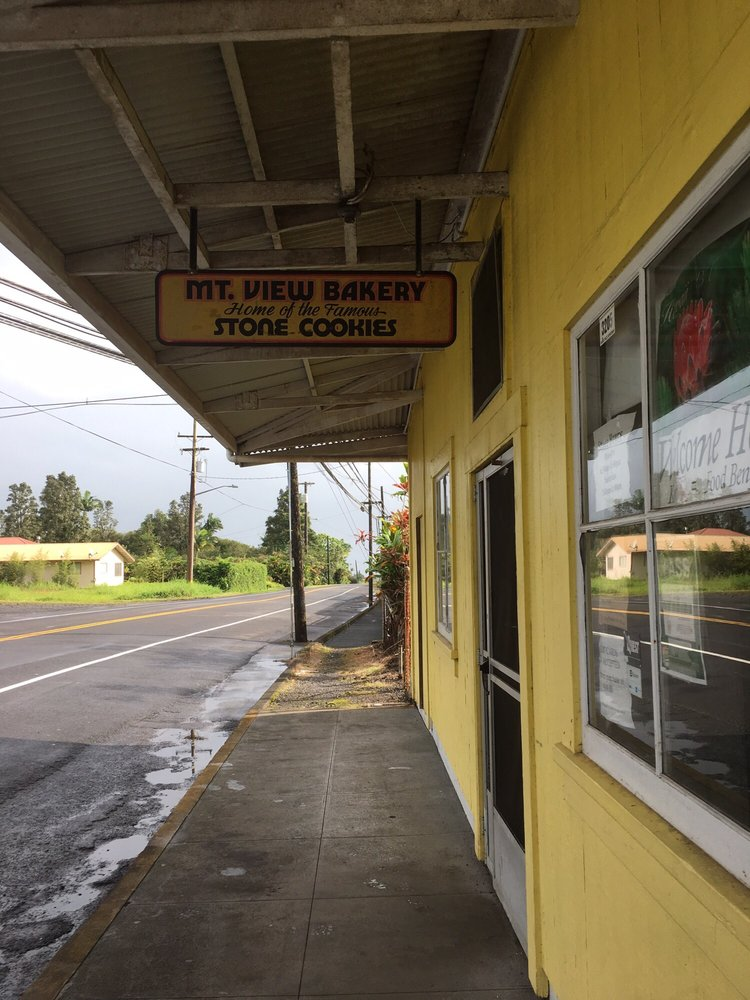 Mt View Bakery: 18-1319 Old Volcano Rd, Mountain View, HI