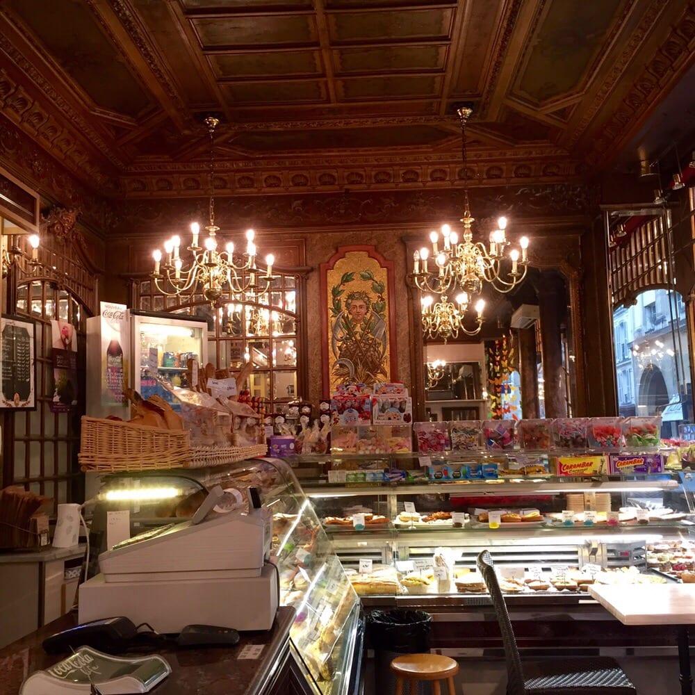 La Fontaine de Mars - Boulangeries-pâtisseries - 129 rue Saint ...