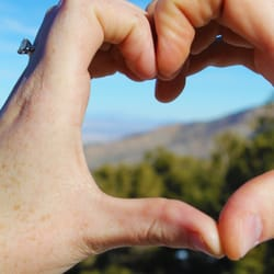 Photo of PF-otography - Big Bear, CA, United States. Engagement Photo