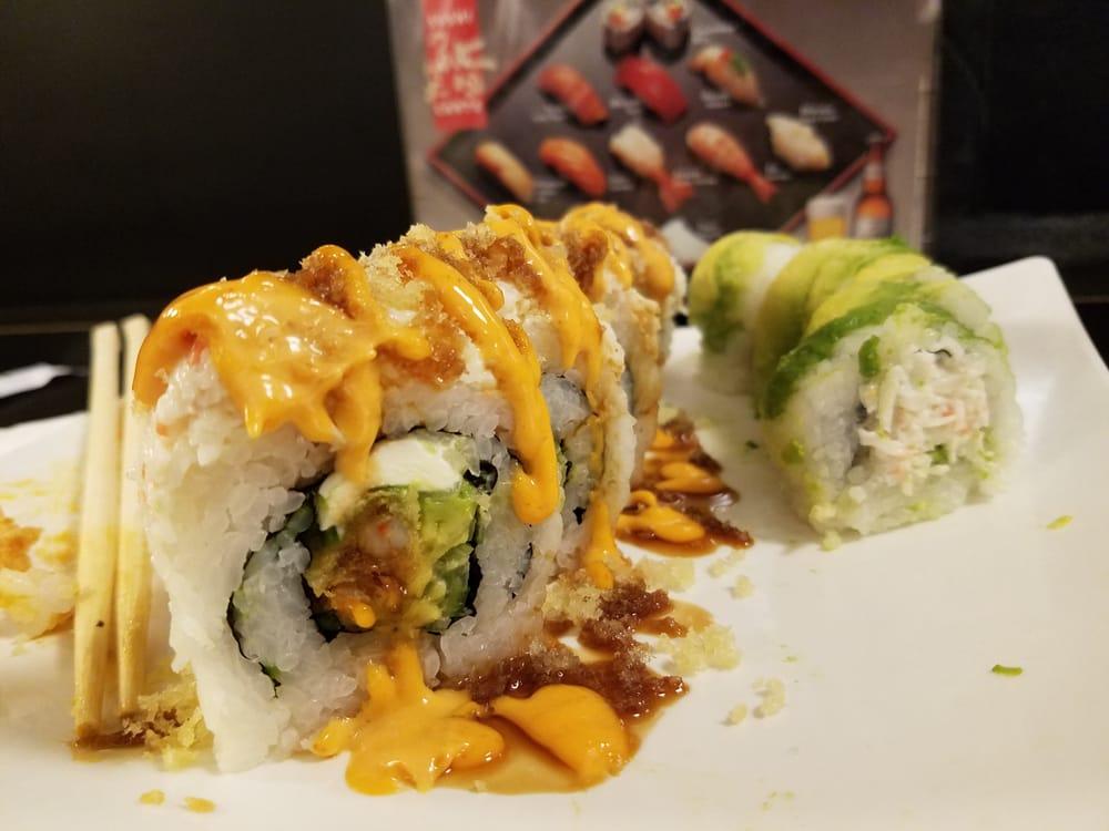 Mobo Sushi Japanese Restaurant