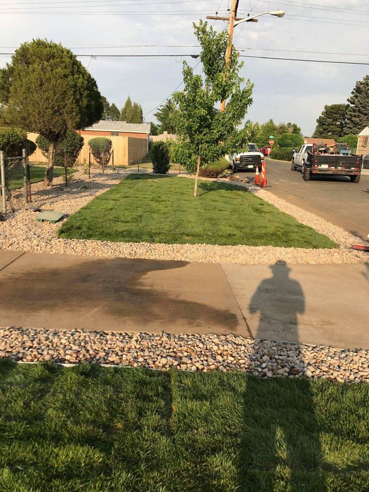 Landscape Designs & Lawn Irrigation: Hudson, CO