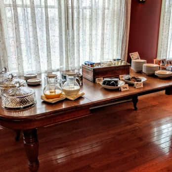 Photo Of The Daniel   Brunswick, ME, United States. Continental Breakfast  Buffet
