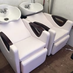 Photo Of Negotiables   Waldorf, MD, United States. 2 High End Shampoo Chairs