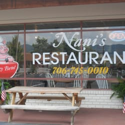 Photo Of Nani S Restaurant Blairsville Ga United States