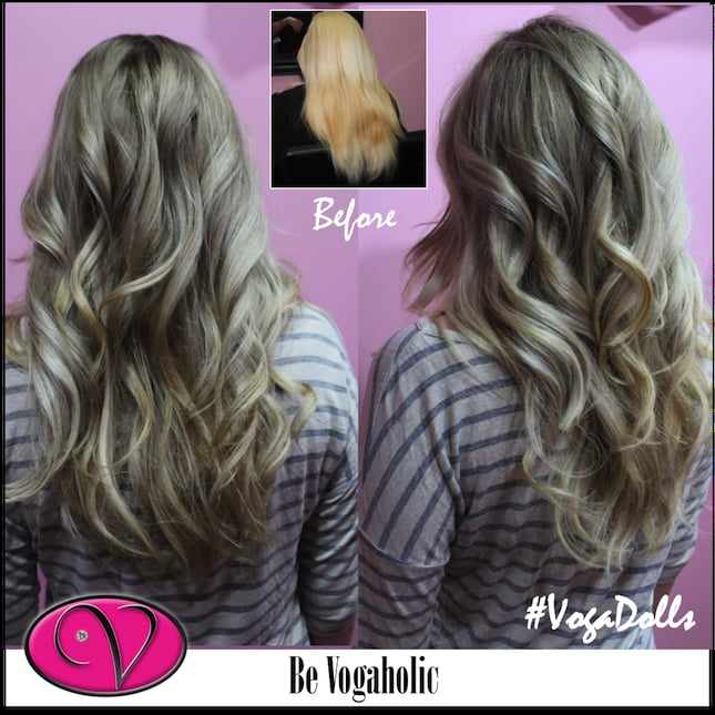Hair extension kansas city ks best hair extension in kansas city photo of voga salon overland park ks united states hair extension kansas pmusecretfo Images