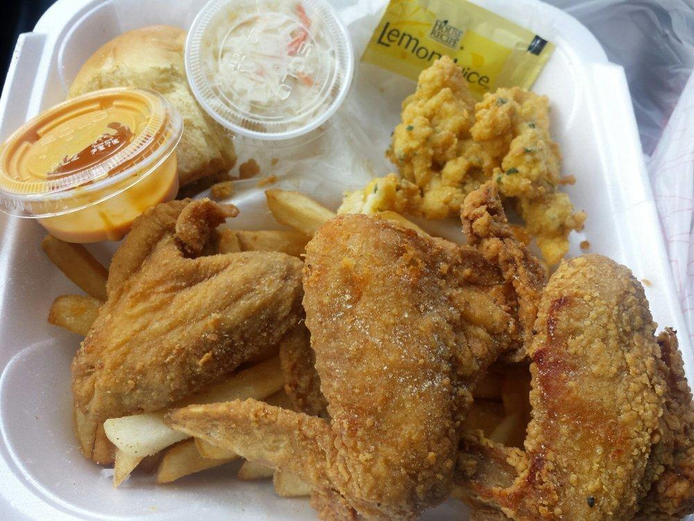 Fresh Catch Fish & Chicken