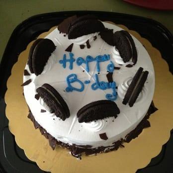 Ice Cream Cake Tallahassee