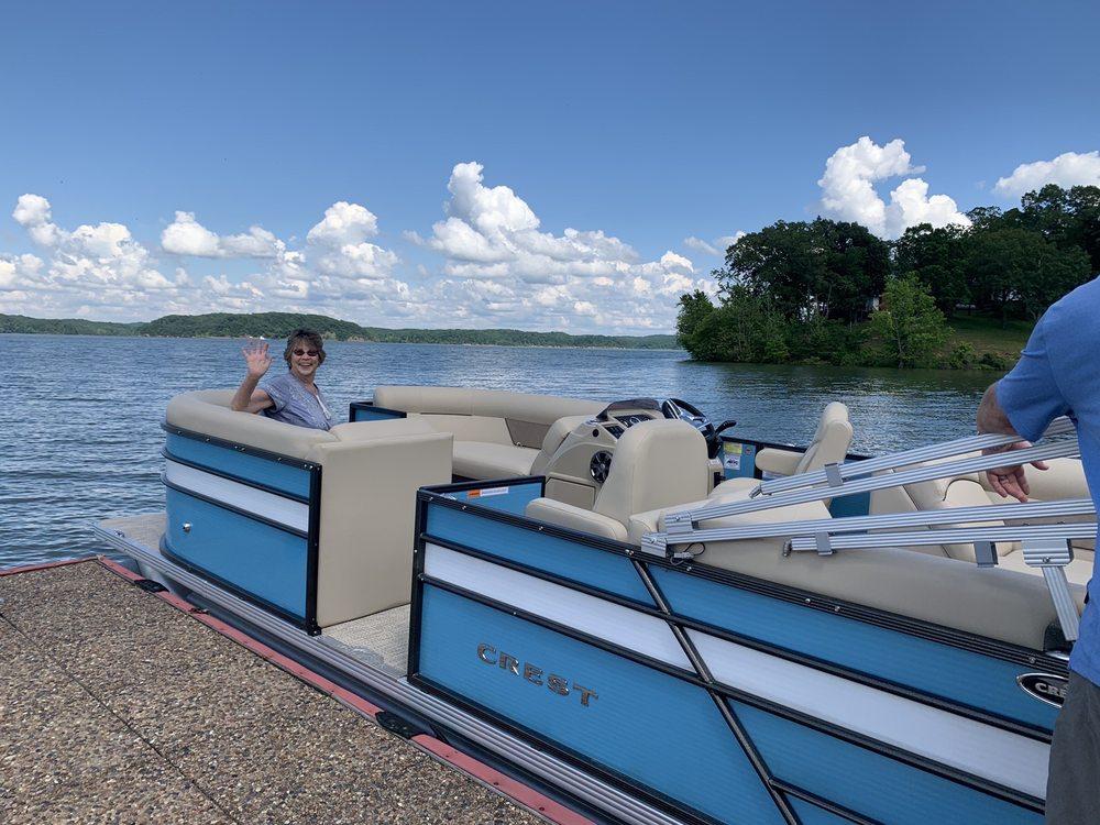 Kentucky Lake Adventures: New Concord, KY