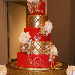 Photo Of Perfect Wedding Cake Marietta Ga United States Voted Best
