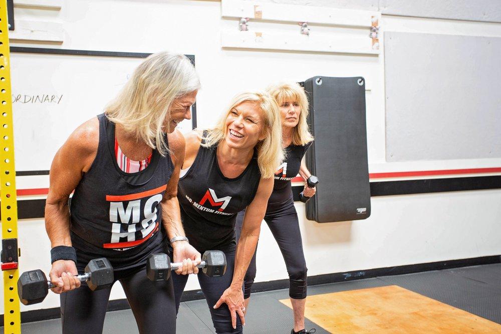 Mo-Mentum Fitness