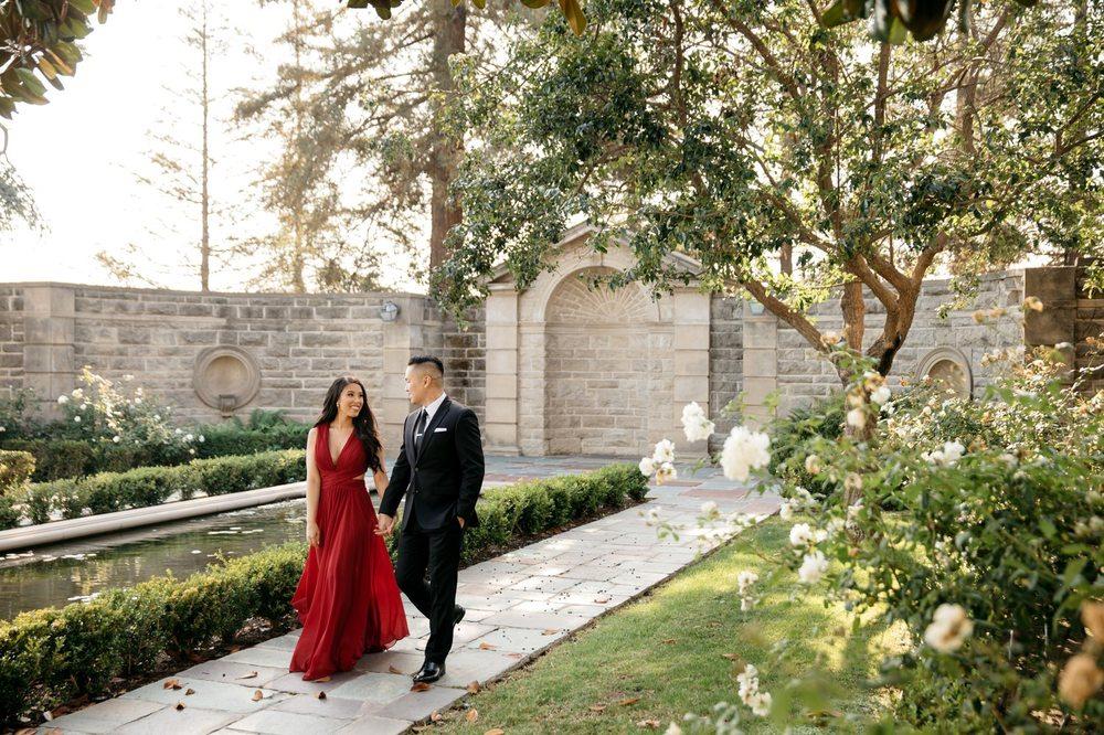 Greystone Mansion & Gardens - The Doheny Estate