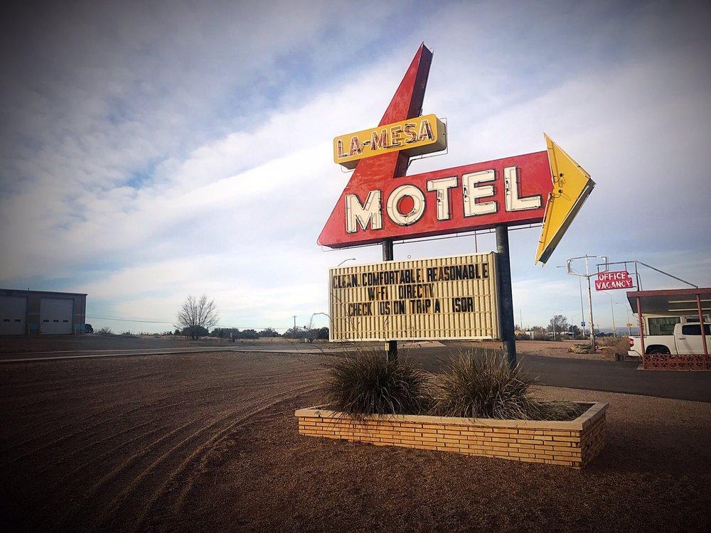 La Mesa Motel: 2415 Historic Rte 66, Santa Rosa, NM