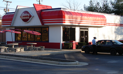 Dairy Queen Grill & Chill: 9737 Franklin St, Ferrum, VA