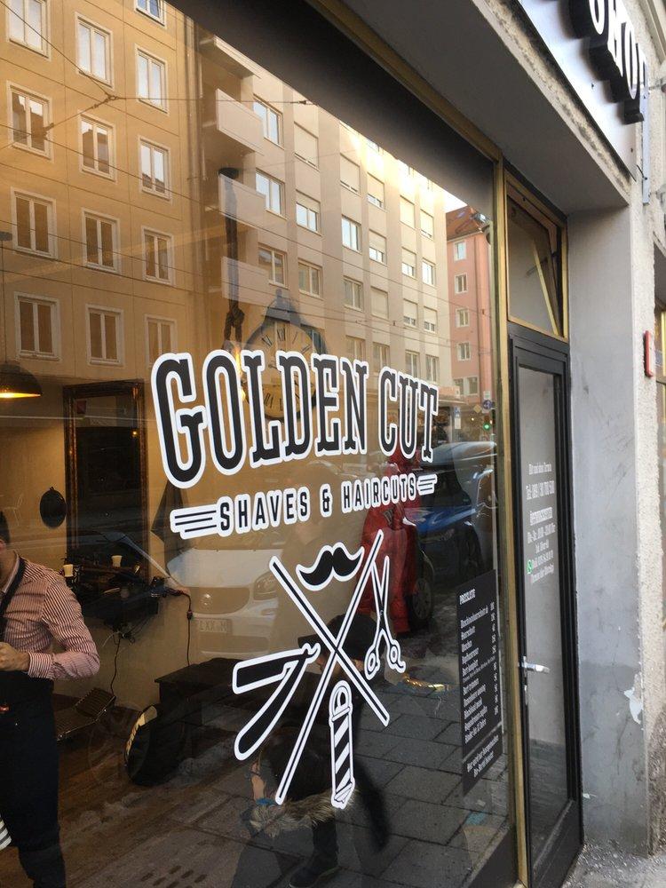 Golden Cut Barbershop: Müllerstr. 47, Munich, BY
