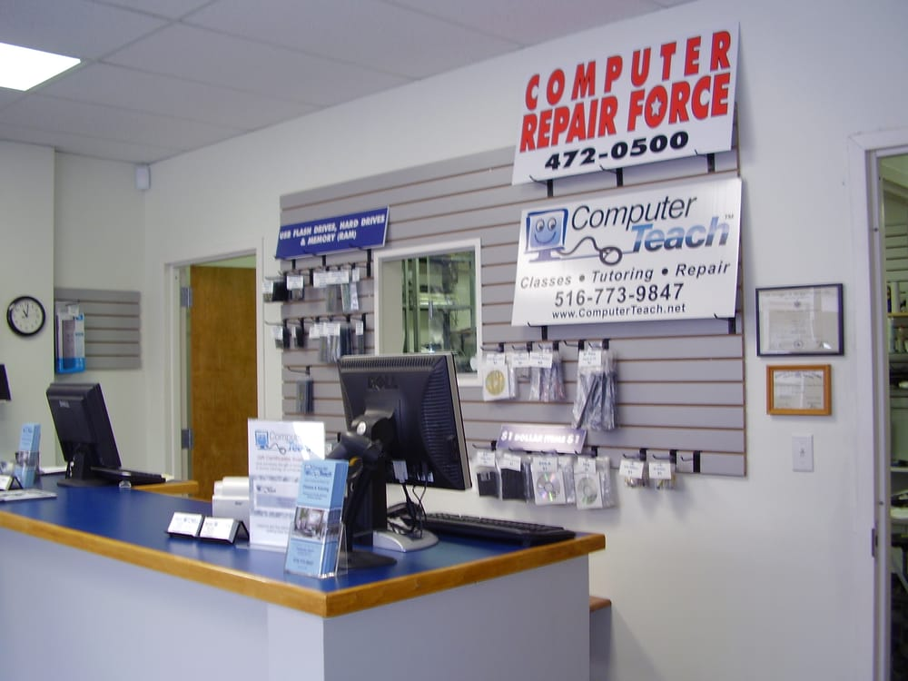 Computer Repair Force: 39 Great Neck Rd, Great Neck, NY