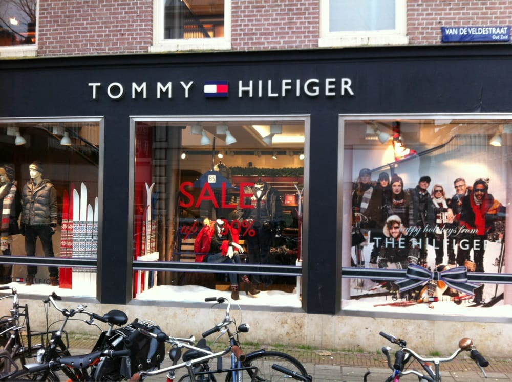 tommy hilfiger store men 39 s clothing p c hooftstraat. Black Bedroom Furniture Sets. Home Design Ideas
