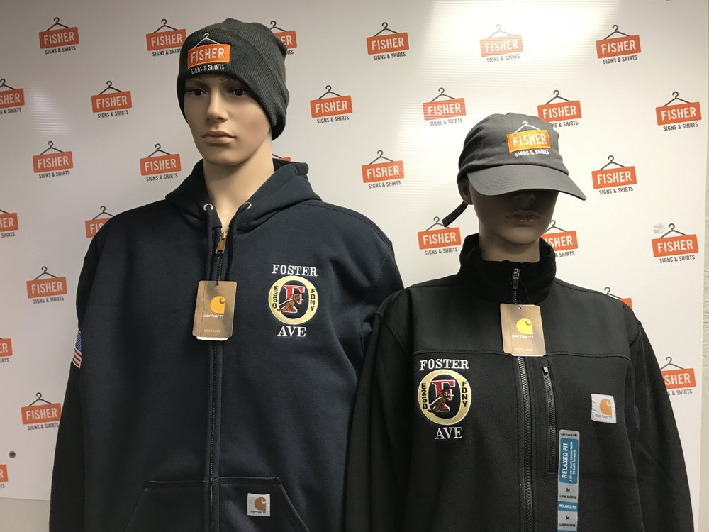 Fisher Signs & Shirts