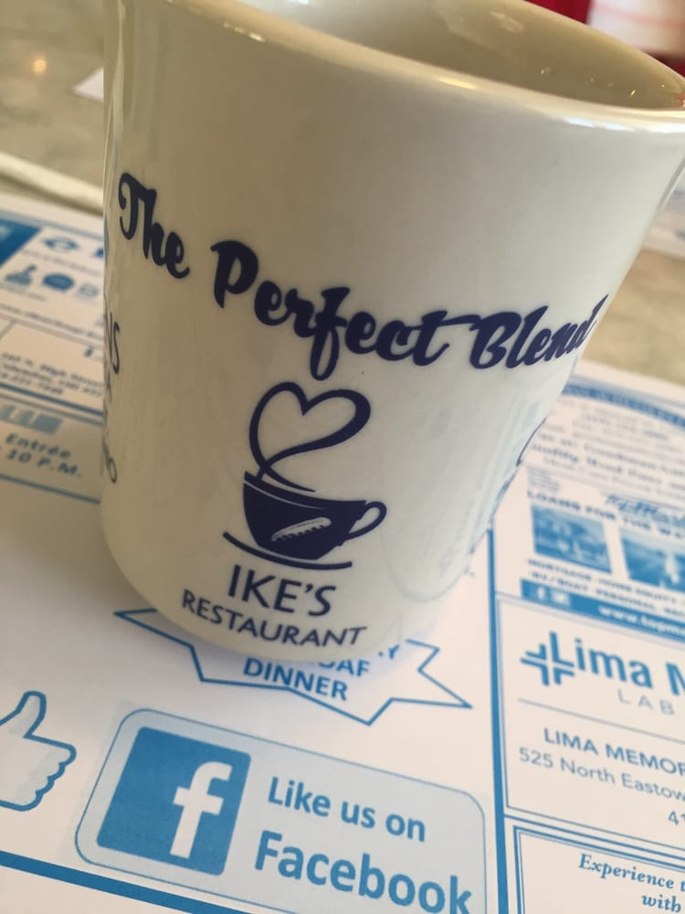 Ike's Great American Restaurant: 2228 Shawnee Rd, Lima, OH