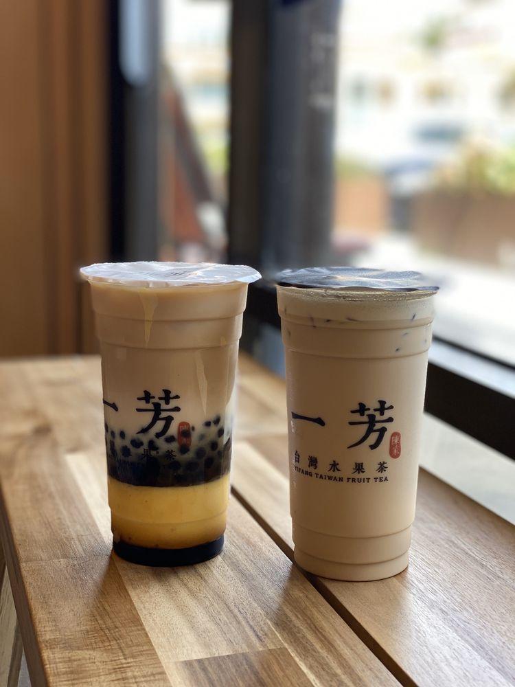 Yifang Taiwan Fruit Tea: 534 E Valley Blvd, San Gabriel, CA