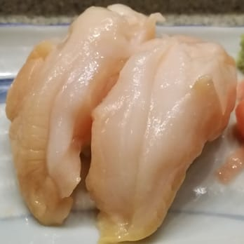 Shaved clam Giant
