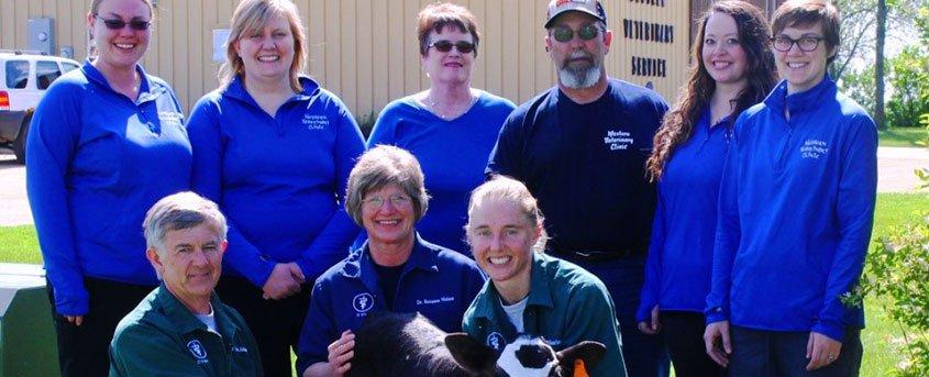 Western Veterinary Clinic: 1495 County Hwy 6, Tyler, MN