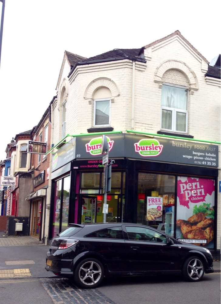 Bursley Fast Food Stoke On Trent