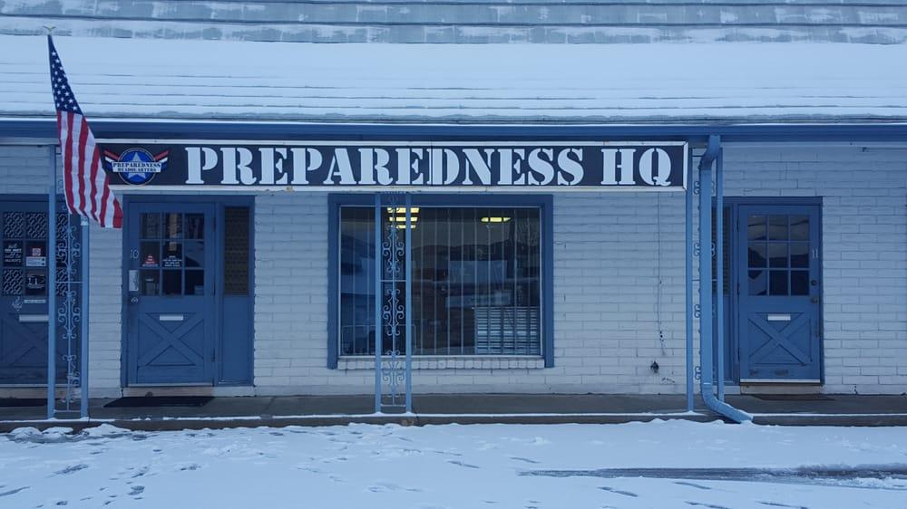 Preparedness Headquarters: 1201 Iron Springs Rd, Prescott, AZ