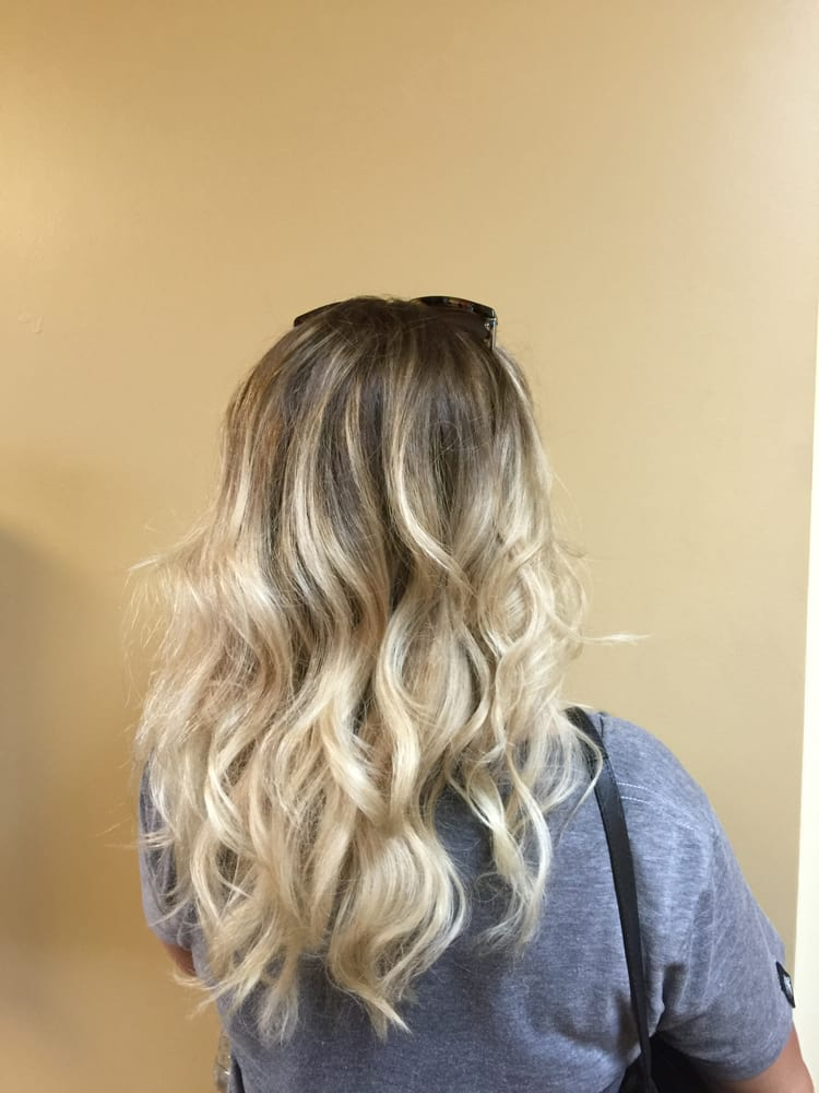 Ombre With Balayage Technique Yelp