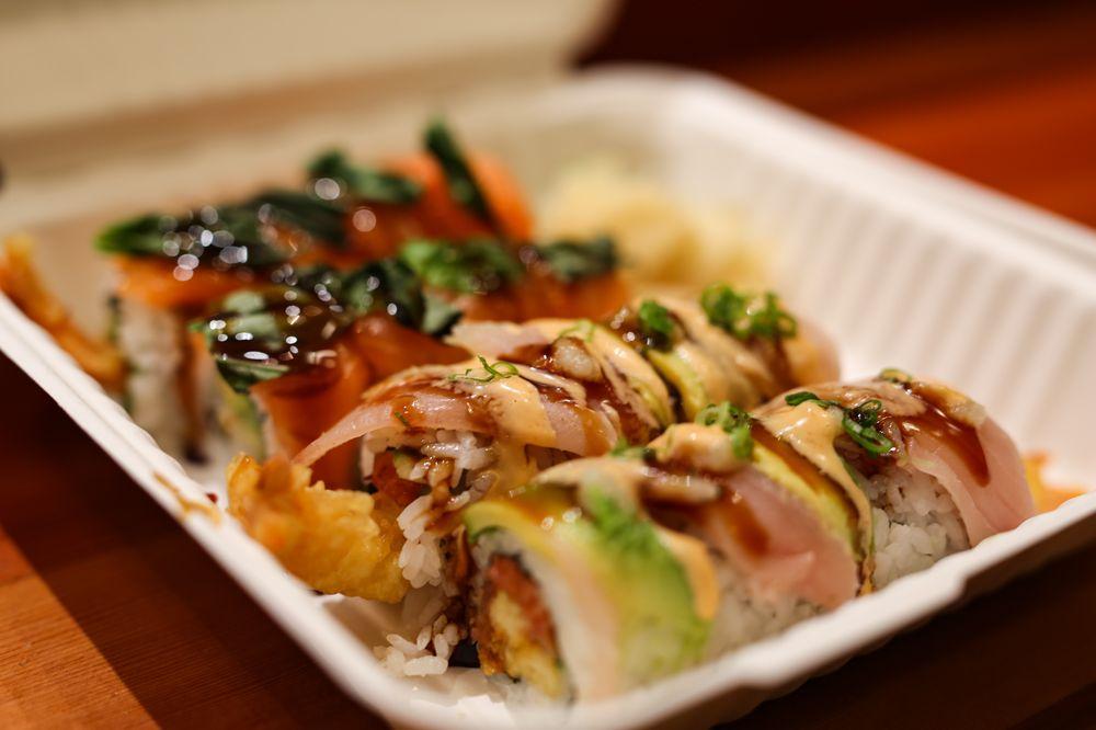 Sushi Garden: 820 Bay Ave, Capitola, CA