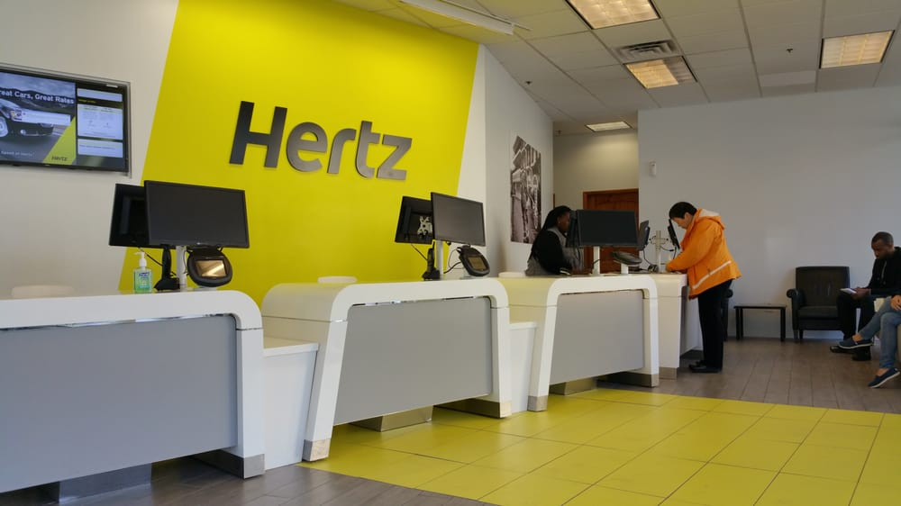 hertz rent a car 74 reviews car rental 901 convention center blvd warehouse district new. Black Bedroom Furniture Sets. Home Design Ideas