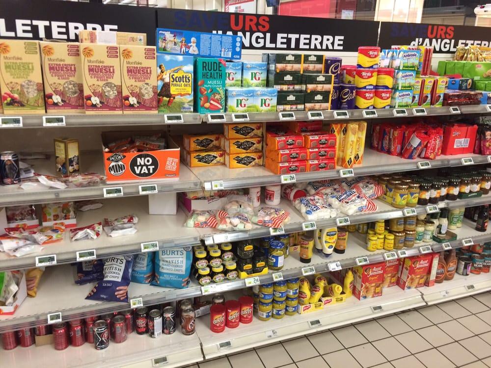 Auchan 12 photos 18 reviews supermarkets ave des - Auchan bordeaux lac ...