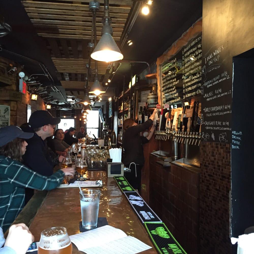 The Jeffrey Craft Beer Bites New York Ny