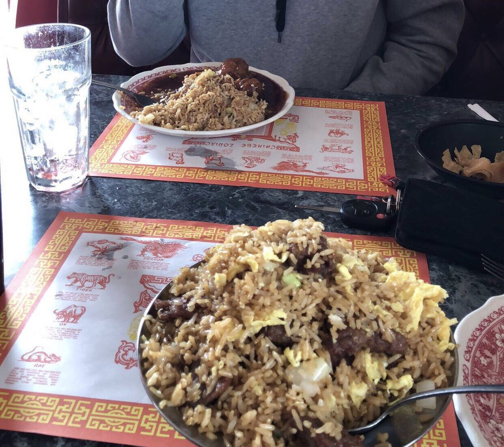 EvergreenLins Chinese Restaurant: 13034 Kansas Ave, Bonner Springs, KS