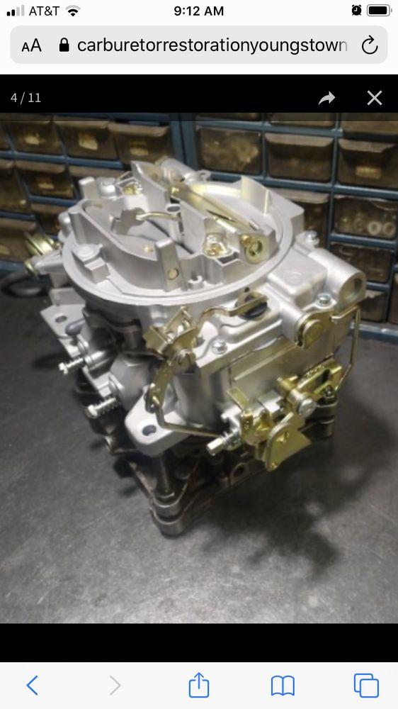 Woodruff Carburetor Specialties