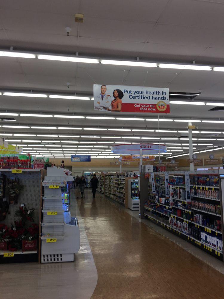 Rite Aid: 1133 N Mount Vernon Ave, Colton, CA