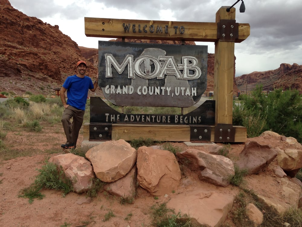 Restaurants Near Moab Valley Campground