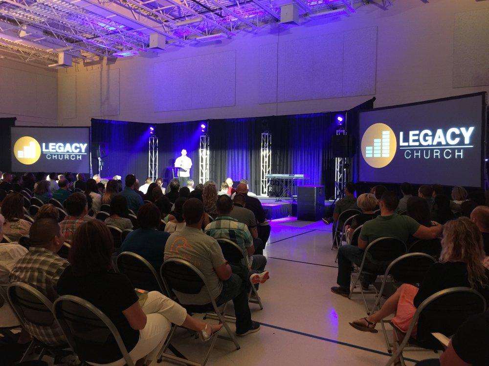 Legacy Church: 700 N Coleman St, Prosper, TX