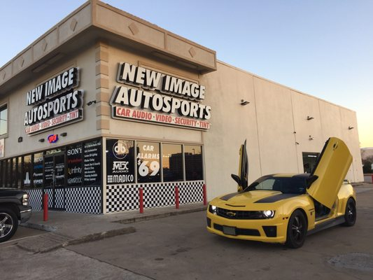 New image autosports irving texas