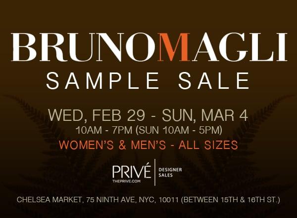 Prive Designer Sales