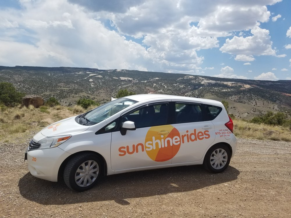 Sunshine Rides: 1321 Ute Ave, Grand Junction, CO