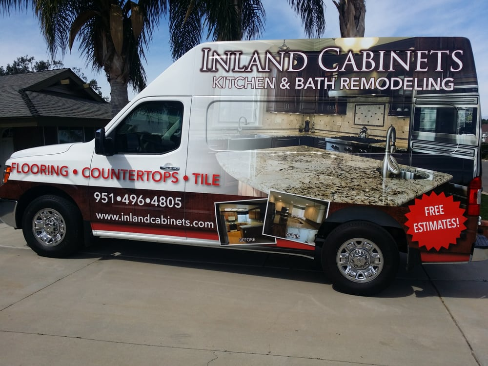 Inland Cabinets & Countertops